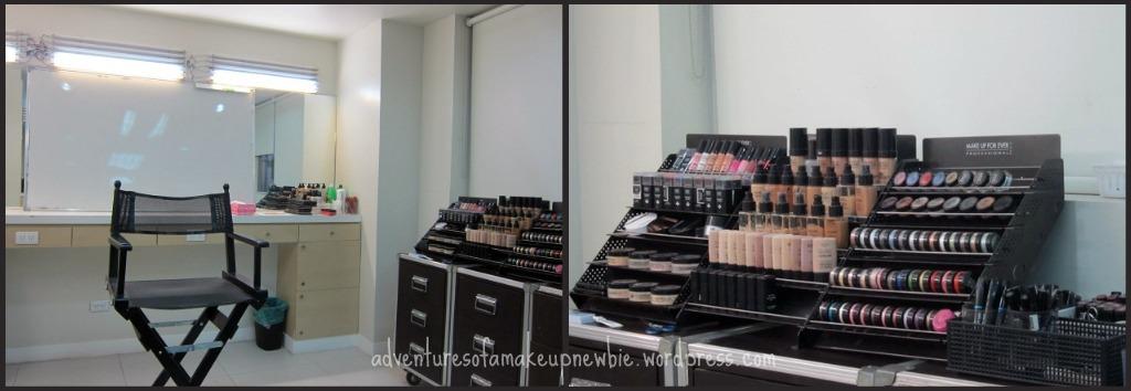 maquillage professionnel class studio intro adventures of a